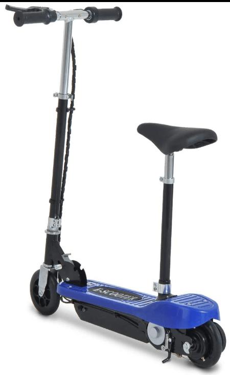 homcom e scooter