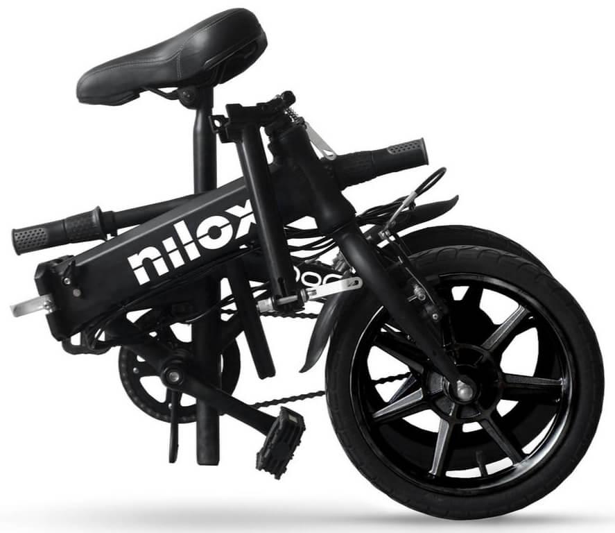 nilox ebike x2 plus folded