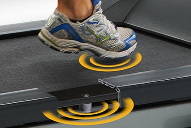 amortiguacion cinta de correr