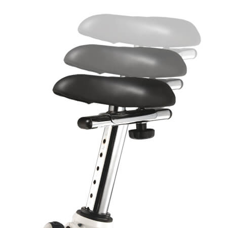 bicicleta estatica asiento regulable