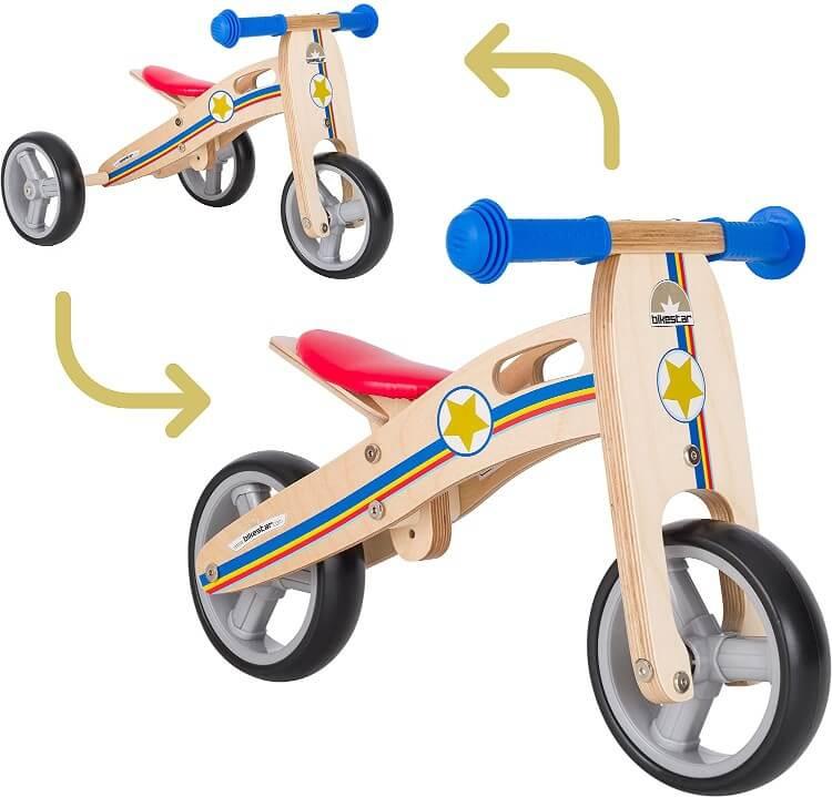 bikestar 2 en 1
