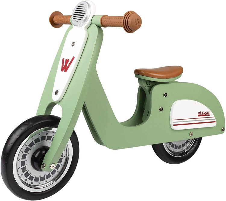 woomax scooter